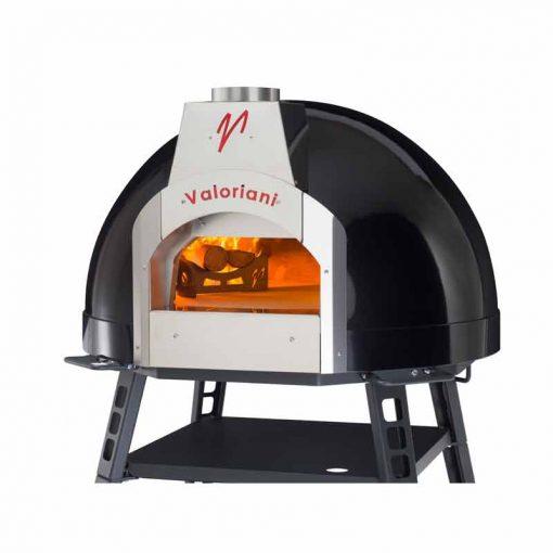 Pizzaovn på hjul