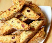Cantuccini Biscotti