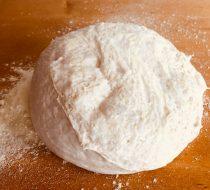 slik lager du tangzhong pizzadeig